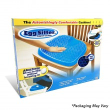 (ETA: 21/5)Egg Sitter Gel Flex Seat Cushion Soft Silicone Honeycomb Design