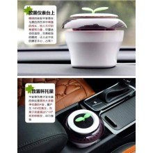 Anion Portable USB Car Home Air Purifier Fresh Oxygen Ionizer Smoke Cleaner