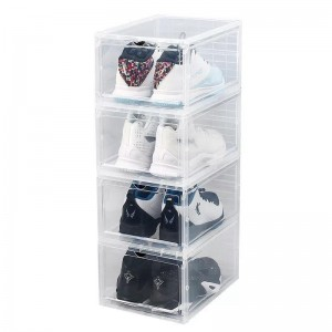 Drop Front Shoe Box //Sneaker Box//Storage Box//ShoeBox with Good Quality