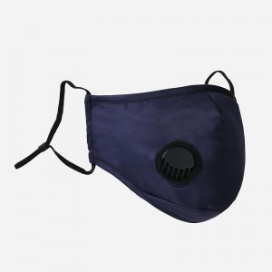Breathing Mask PM 2.5 Dustproof Reuse Activated Carbon Filter Face Mask