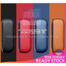 Leather Case For Iqos 3 3.0 Accessories Protective Cover Casing New IQos Cases