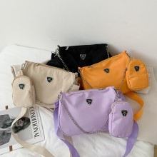 New Korean Style Shoulder/sling bag with small purse korean style DSSB30280