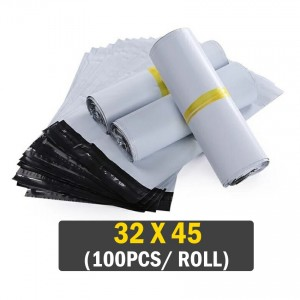100PCS~Ready Stock/courier bag/with pocket/快递袋/快遞袋/packaging bag/postage/parcel bag/pos/kurier beg/flyers/flyer/plastic