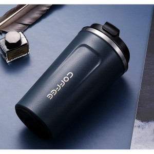 NEW 510ML Insulated Tumbler Coffee Travel Mug Vacuum Insulated Coffee Thermos Cup Stainless Steel with Screw on Lid