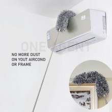 NEW 280cm Long Microfiber Duster with Bendable Head Bulu Ayam Extendable Expandable Scratch-Resistant