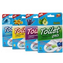 Toilet Flush Gel Cleaner
