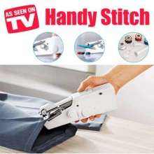 Handy Stitch hand-held mini portable multifunction electric sewing machine